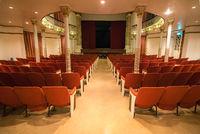Interior of Dom Pedro V Theatre
