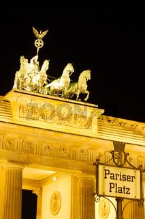 Brandenburger Tor 008. Berlin