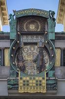 Vienna - Anker Clock