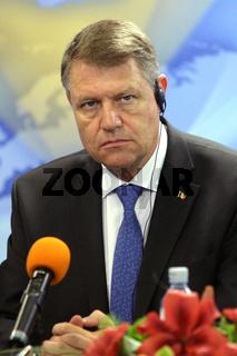 Klaus Iohannis - President of Romania