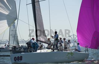 2010 Melges 32 World Championship 9th race, sept 25