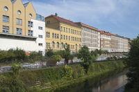 Leipzig - Karl Heine Canal, Germany