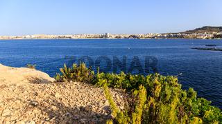 Bay of  il-Mistra