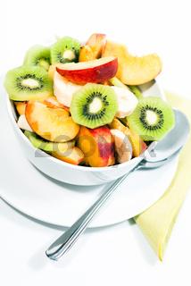 Schale mit frischem Obst V1