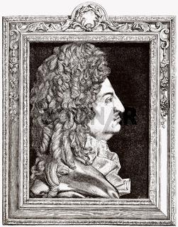 Louis XIV, 1638-1715, King of France