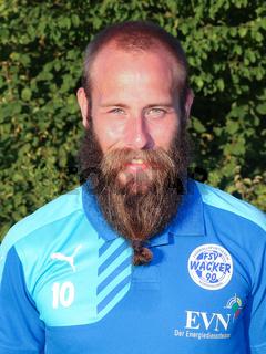 Marco Seiler FSV Wacker 90 Nordhausen NOFV-Regionalliga Nordost, Saison 2016/17