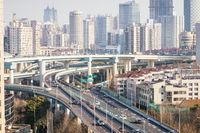 shanghai landscape skyline