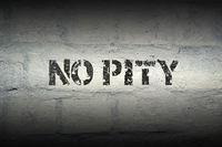 no pity GR