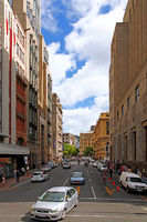 on tour at the city of Cape Town, South Africa