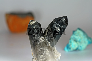Mineralien und Kristalle