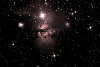 Flammen Nebel - Flame Nebula - NGC 2024