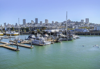 harbour in San Francisco
