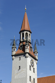 Turm vom Alten Rathaus