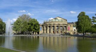 Stuttgart Staatstheater - Stuttgart State Theater