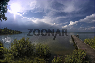 Hagenburger Kanal, Steinhuder Meer