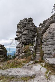 Aussichtsturm Dreisesselberg am Dreiländereck