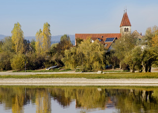 St. Peter und Paul,  Reichenau-Niederzell am Bodensee