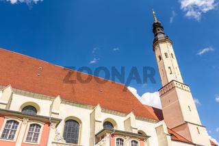 Klosterkirche in Zittau