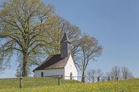 Village chapel in Dettenhausen