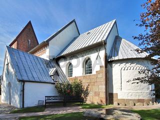 Hochzeitskirche St.Severin in Keitum