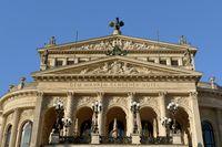 Old opera Frankfurt