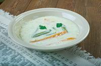 Home Carpathian soup