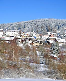 Urlaubsort St.Englmar im Bayerischen Wald