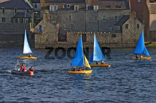 Sailing competition.
