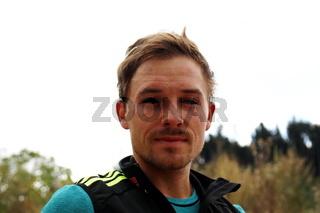 Fabian Rießle Trainingseinheit