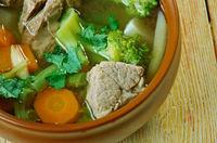 Spring Soup  Garmugia