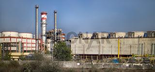 India. Refinery
