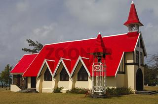 Kirche in Cap Malheureux, Mauritius