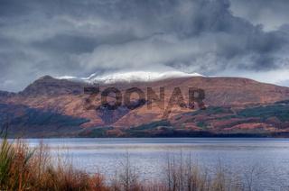 Ben Lomond. Scotland
