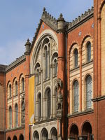 Hanover - Künstlerhaus (artists' house) of the city of Hanover, Germany