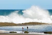 Pacific breakers