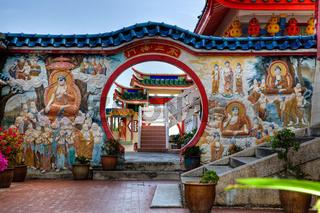 Kek Lok si Tempel in Malaysia