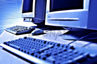 Computerarbeitsplaetze