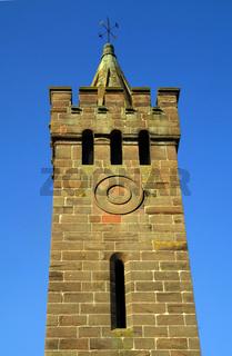 Glockenturm, Kirkel-Altstadt, Saarland, Deutschland