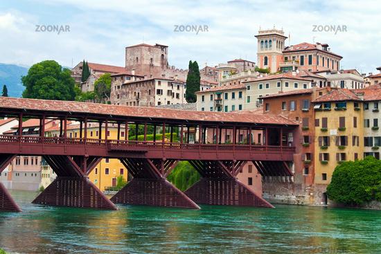 Italy, Bassano del Grappa