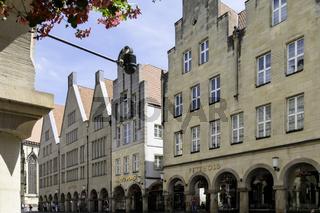 Prinzipalmarkt,, Münster, NRW