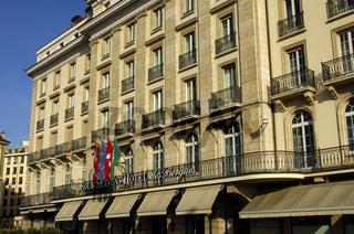 Luxushotel Four Seasons des Bergues
