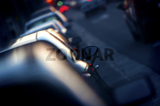 cars and traffic