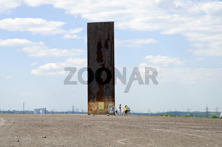 Stahlskulptur