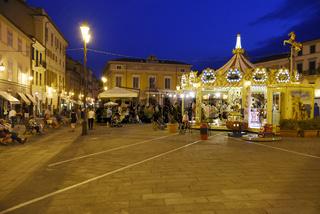Piazza Matteotti square