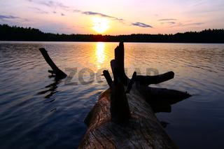 Northern Wisconsin Sunset