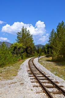 Journey in Sarganska Osmica (Shargan eight) - Serbia