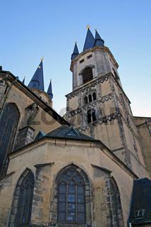 Nikolauskirche in Cheb