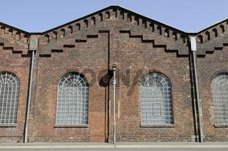 Former zinc factory Altenberg