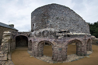 Tempel von Lanleff (rom. Rundkirche)