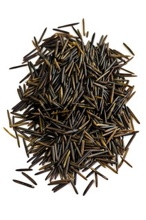 Wild black long grain rice